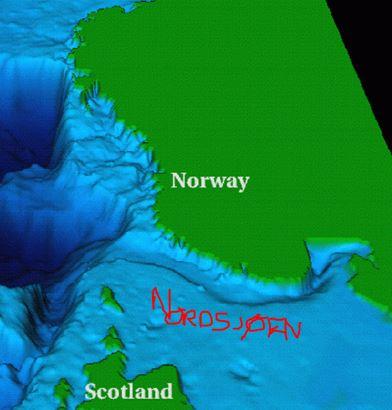 Kontinentalsokkel Lofoten
